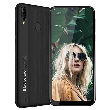 "Blackview A60Pro 6.1"" 3GB 16GB RAMSmartphones Unlocked Dual SIM Android 9.0"
