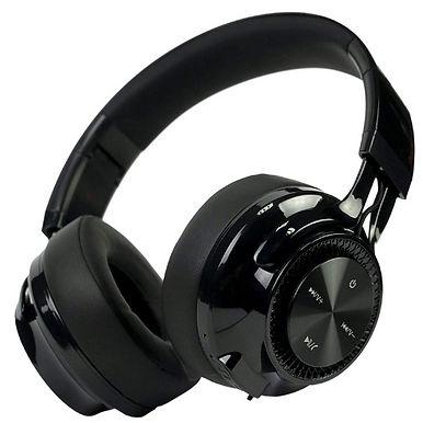 PowerLocus P3 Over-Ear Wireless Bluetooth Headphones 40h Playtime