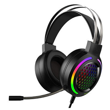 LED Gaming Headset 7.1-Channel Stereo Surround