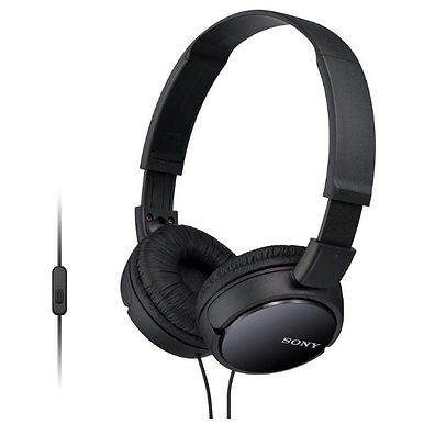 Sony MDR-ZX110AP Overhead Headphones / In-Line Control
