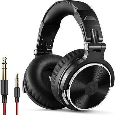 Oneodio Pro 10 Over Ear Wired Headphones Professional