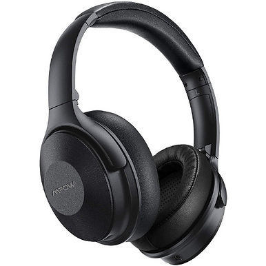 Mpow H17 Over Ear Noise Cancelling Headphones Up to 30Hrs Usage Wired&Wireless