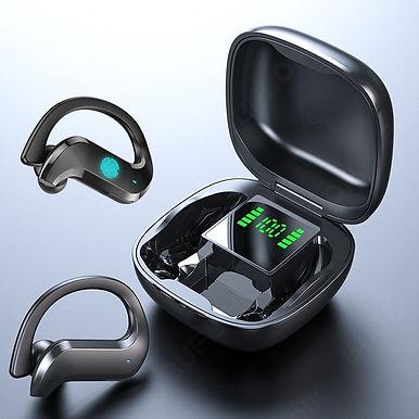 BUFLOIK MD-03 TWS Wireless Bluetooth Sports Earphones Noise Reduction