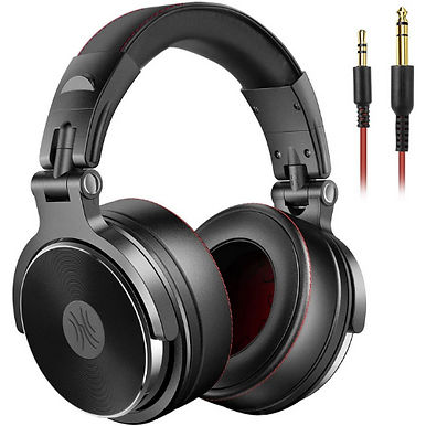 OneOdio DJ Pro 50 Hi-Res Over Ear Wired Headphone - Upgraded Version