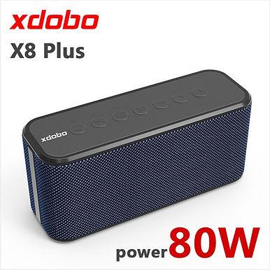 Xdobo X8 Plus Portable Bluetooth Speaker 80W /Waterproof /Deep Bass Speaker