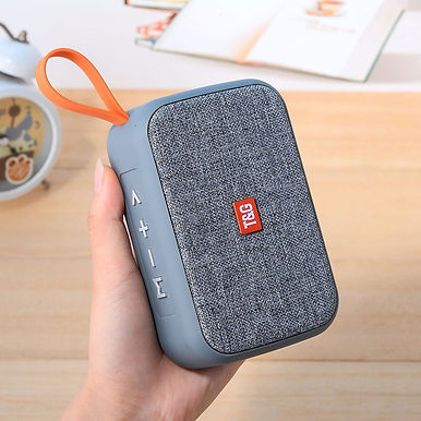 TG506 Portable Bluetooth Speaker Support TF/ Card/ FM /Aux