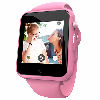 MOKA LokMat 1.5inch Touch Screen Smart Watch Support SIM Card With Camera