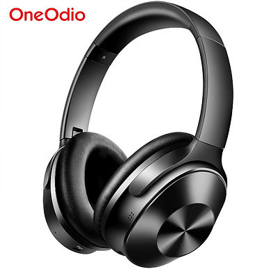 Oneodio A9 Over Ear Hybrid Active Noise Cancelling Wireless Bluetooth Headphones