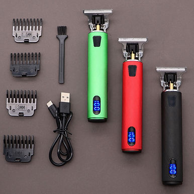 T9 Rechargeable Professional Hair Clipper Cordless