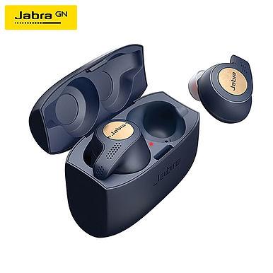Jabra Elite Active 65t True Wireless Earphone TWS Sports Earbuds - Copper Blue