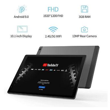 VANKYO MatrixPad Z10 Tablet Android 9.0 Pie 10 inch 3GB RAM 32GB ROM