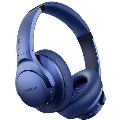 Anker Soundcore Life Q20 Noise Cancelling Over Ear Wireless Bluetooth Headphones