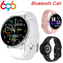 "696 Q16 Bluetooth Call 1.3"" HD Display Smart Watch / Heart Rate /Blood Pressure"