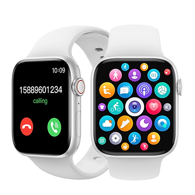 """Lemado T800 Bluetooth Call 1.7"""" HD Touch Screen Smart Watch /Health Monitor"""