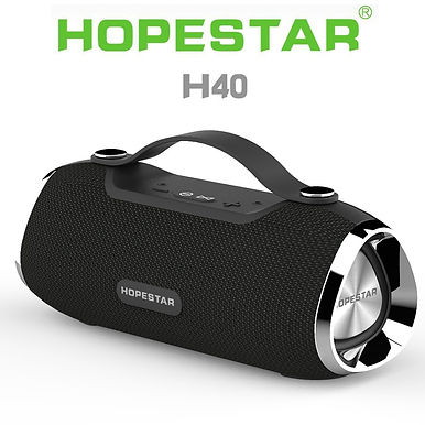 HOPESTAR H40 Waterproof Bluetooth Speaker 3D Stereo Subwoofer