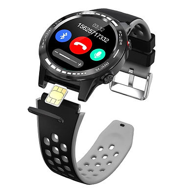 """MS 1.3"""" Touch Screen Android Smart Watch With GPS / SIM Card & Bluetooth"""
