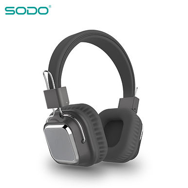 SODO SD-1003 On-Ear Bluetooth Wired Wireless Headphones With Mic Support TF Card