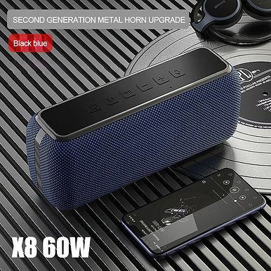 Xdobo X8 II Portable Bluetooth Speaker 60W /Waterproof /Deep Bass Speaker
