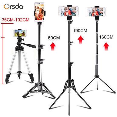 Orsda Metal OR217 Tripod Light Stand Professional For Vlog Live