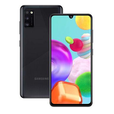 Samsung Galaxy A41 Smartphone 6.1Inch - Unlocked Black
