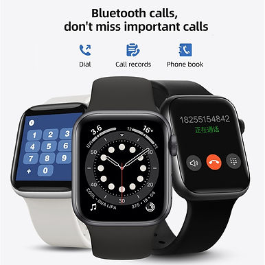 CHOTOG T500 Plus 1.5inch Multi- Function Smartwatch/ Music Control / Heart Rate