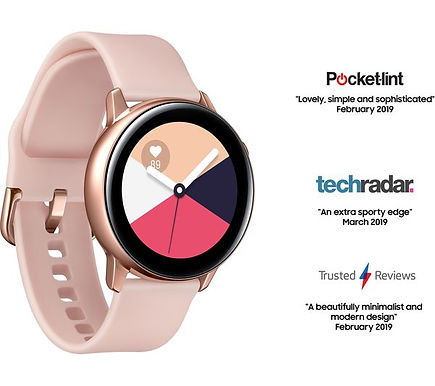 Samsung Galaxy Watch Active 40 mm - Rose Gold