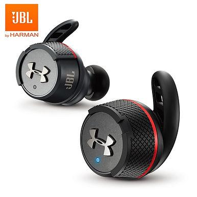 JBL UA FLASH Ture Wireless Bluetooth Sports Earphones Waterproof
