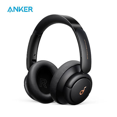 Anker Soundcore Life Q30 Hybrid ANC Headphones With Hi-Res Sound/ 40H Playtime