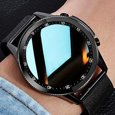 "TIMEWOLF Bluetooth Call 1.3"" TFT Smart Watch ECG+PPG Tracker/ IP68 Smartwatch"
