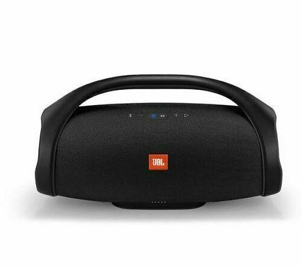 JBL Booms box Mini Wireless Portable Bluetooth Loud Speaker - Black