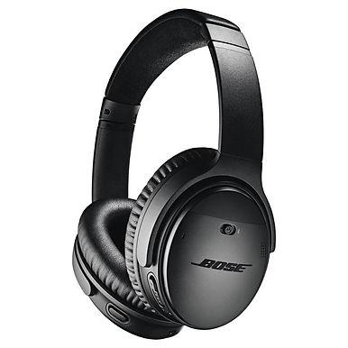 Bose QuietComf ort 35 II Bluetooth Wireless Noise Cancelling Headphones / Black