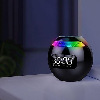 Suef G20 Bluetooth Smart Speakers / LED Light / FM / Alarm Clock