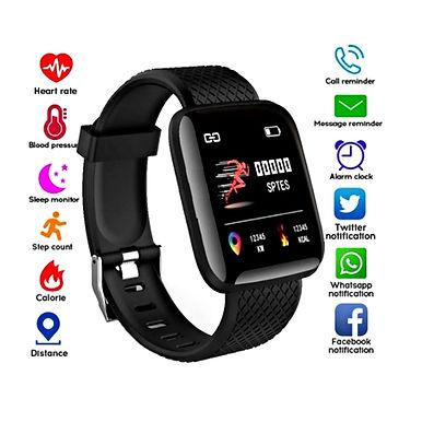 Fitpro 1.3 inches Screen Bluetooth Bracelet Smartwatch