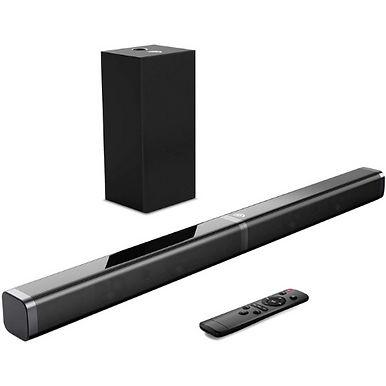 BOMAKER Tapio V Bluetooth Soundbar 2.1Channel 3D Surround Sound
