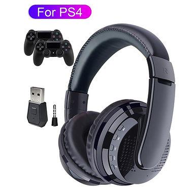 QearFun Wireless Bluetooth Gaming Headphone With Mic