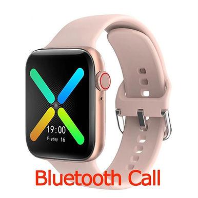 "GIAUSA Bluetooth Call 1.5"" HD Smart Watch Fitness Tracker/ Heart Rate Tracker"