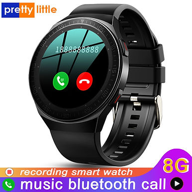 M-T3 Smart Watch 8G Memory Bluetooth Call Full Touch Screen