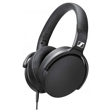 Sennheiser HD 400S - Over-Ear Headphone With Solid Bass - Black