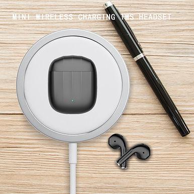 DEM TWS Mini Wireless Bluetooth 5.0 Earphone With Wireless Charging Box
