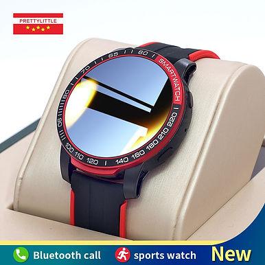 "PRETTYLITTLE G-W20 Bluetooth Call 1.3"" HD Smart Watch /Heart Rate /Multi-Sport"