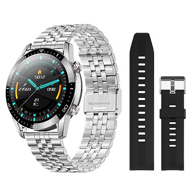 """PrettyLittle T28 Bluetooth Call 1.3""""Retina Display SmartWatch Heart Rate Monitor"""