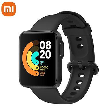 """Xiaomi Mi Lite Bluetooth 1.4"""" Smart Watch GPS 5ATM Waterproof Fitness Heart Rate"""