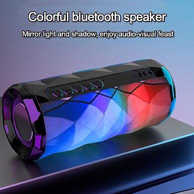 Colour changes Portable Bluetooth Speaker