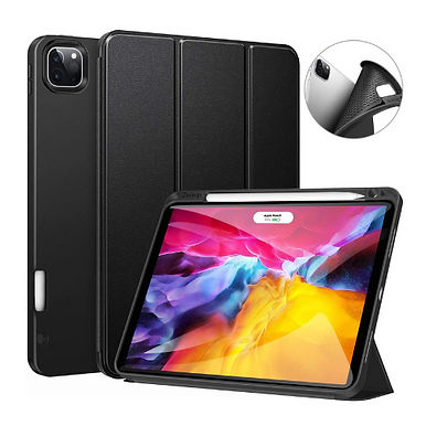Case For iPad Pro 11 2020 Case With Pencil Holder