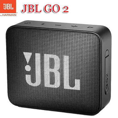 JBL GO2 Portable Bluetooth Speaker with Rechargeable Battery