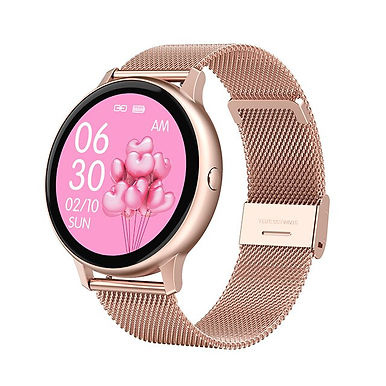 Melanda MK1 Smart Watch 1.3Inch Full Touch  Compatible IOS / Android