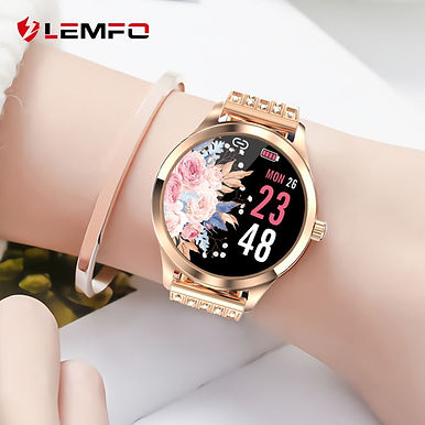 """LEMFO LW07 Smart Watch 1.1""""TFT Screen Health Monitoring For Android/ iOS"""