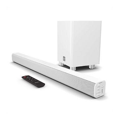 Majority K2 150W Soundbar | Wireless Subwoofer