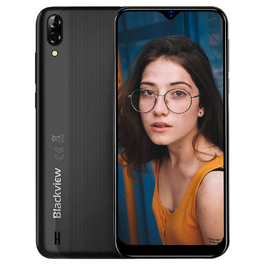Blackview A60 Smartphone 6.0inch 5MP+13MP Dual Camera Android Unlocked