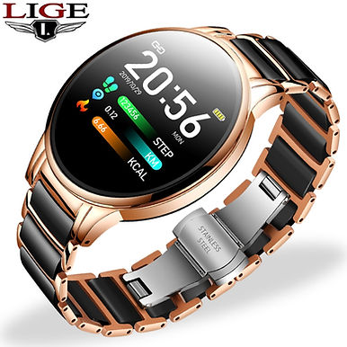 LIGE V2-Pro Fitness Tracker Smart Watch/ IP67 Waterproof For IOS & Android